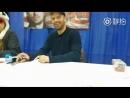 Автограф-сессия на конвенции Wizard World Portland | 14.04.18
