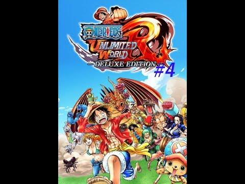 One Piece: unlimited world Red 4 Пытаемся вернуть должок