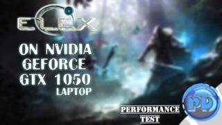 ELEX on NVIDIA GeForce GTX 1050 (Laptop)