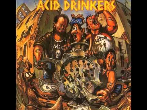 Acid Drinkers Dirty Money Dirty Tricks Full Album 1991