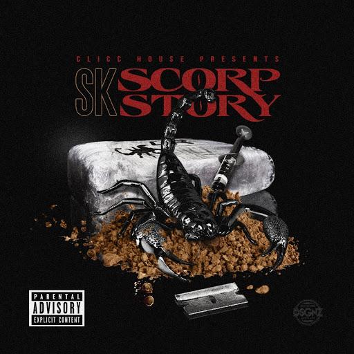 Sk альбом Scorp Story