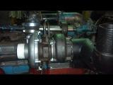 MTZ TURBO D-240 (первый запуск)