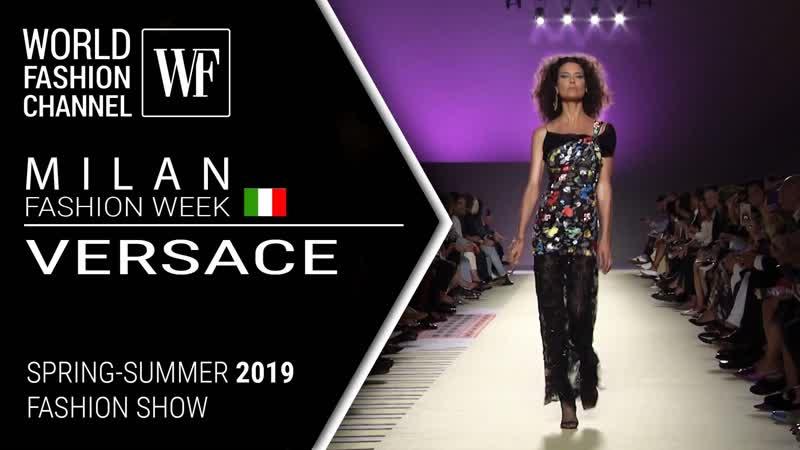 Versace Spring-Summer 2019   Milan Fashion Week