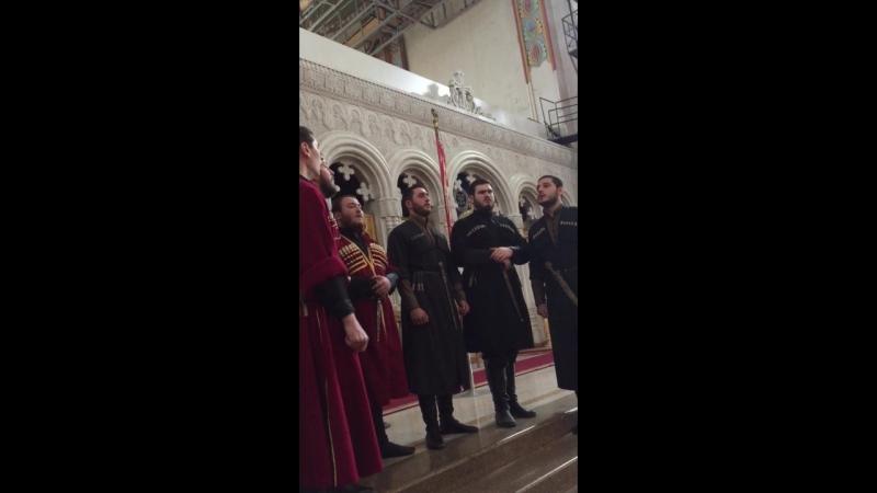 Троицкий кафедральный собор Грузия 🇬🇪 г. Тбилиси