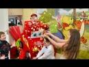 Учебно-развлекательный ДЕТСКИЙ ЦЕНТР ОЛЯ-ЛЯ. Детский день рождения.Фотограф Виталий Саржевский.