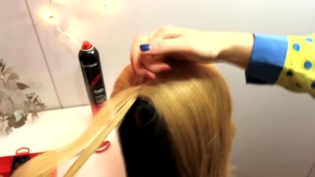 Прическа 2 французские цветные косы. Причёска в школу с канекалоном на 1 сентября