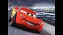 Молния Маккуин на гонке кубка Поршня. Часть 1.Тачки (Cars)