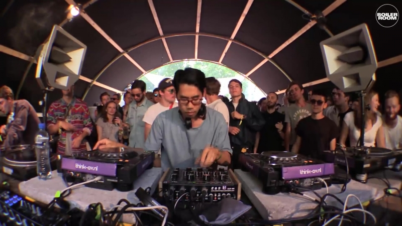 Deep House presents Hunee Boiler Room x Dekmantel Festival [DJ Live Set HD 1080]