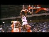 Первая игра в NBA.Чарльз Баркли (1984 год)