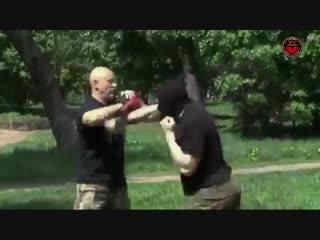 Рукопашный бой Спецназа Ударная техника голыми руками Вадим Старов - YouTube (360p)