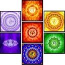 Биджа-мантры для семи чакр