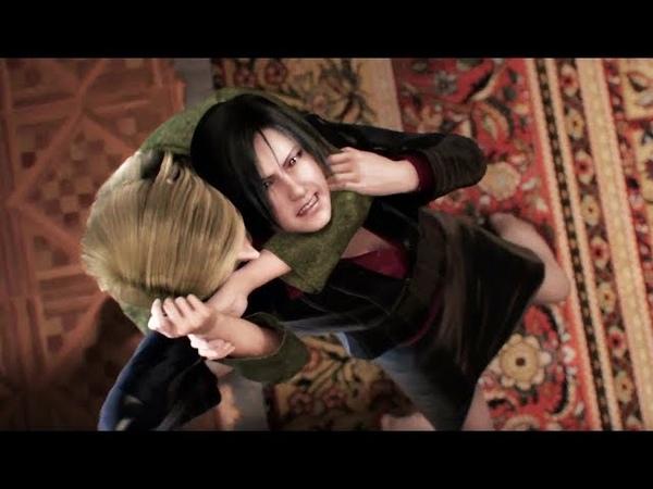 Ада Вонг против Светланы Беликовой Обитель зла Проклятие (2012) Full HD 1080p