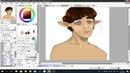 SPEEDPAINT | Young Mr. Tumnus | Chronicles of Narnia fanart