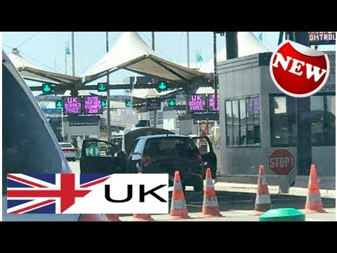 Port of Calais on lockdown after 'explosive device' discovered in car