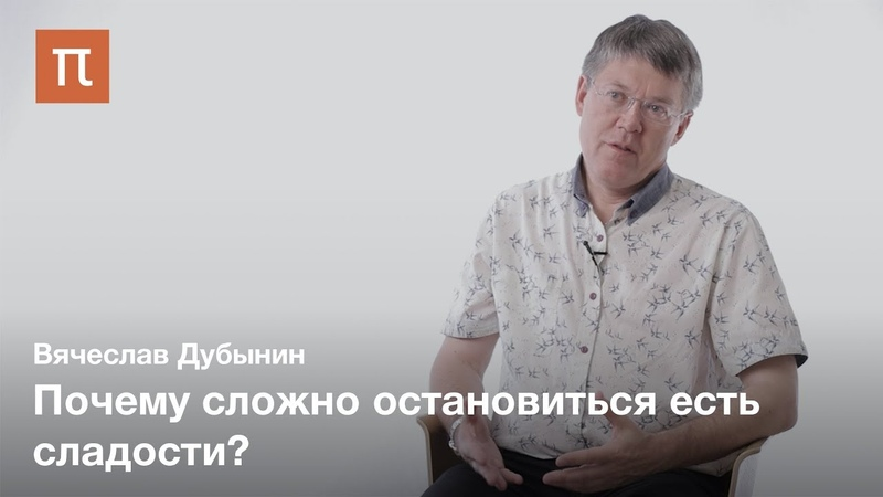 Мозг и голод Вячеслав Дубынин