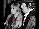 As tears go by Mick Jagger &amp Marianne Faithfull
