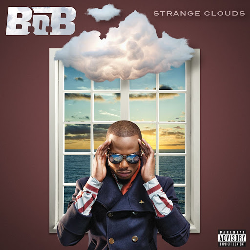 B.o.B альбом Strange Clouds
