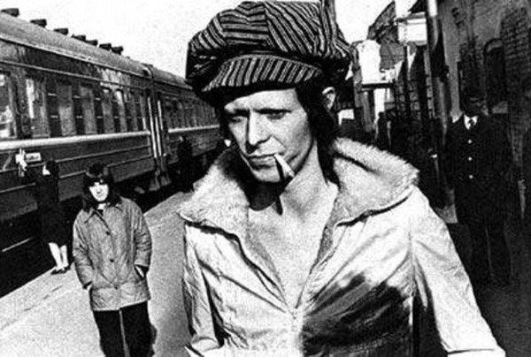 Поездка Дэвид Боуи по СССР