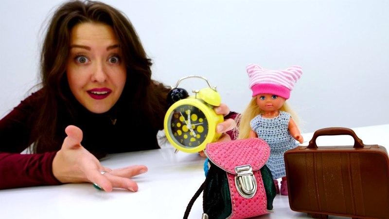 Видео с Барби: Штеффи первый раз идет в садик » Freewka.com - Смотреть онлайн в хорощем качестве