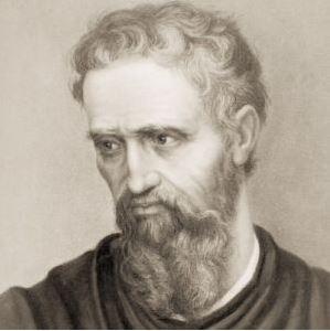 Микеланджело. Художник, архитектор, поэт, скульптор (1475–1564)