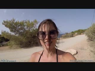 Little caprice [pornmir, порно вк, new porn vk, hd 1080, all sex, brunette, blowjob, creampie, pov, outdoor, public, hardcore]
