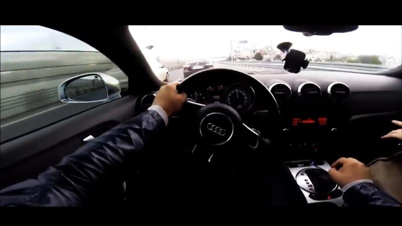 Минутка безумства на Audi TT Crazy Driver