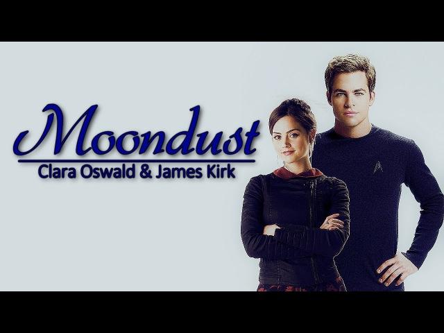 Moondust Clara Oswald James Kirk ᶜʳᵒˢˢᵒᵛᵉʳ