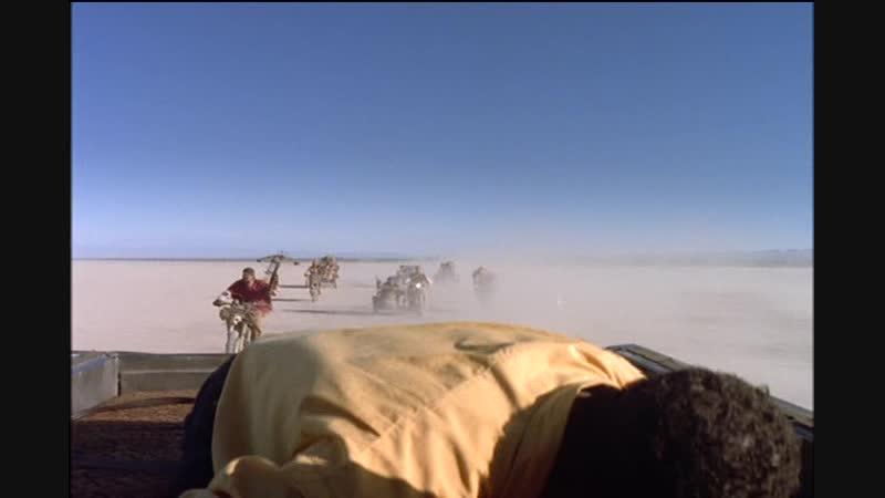 Скользящие Сезон 3 Серия 7. Пустынный шторм