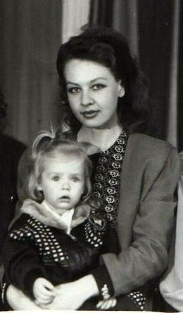 Милена Гапархоева - фото №1