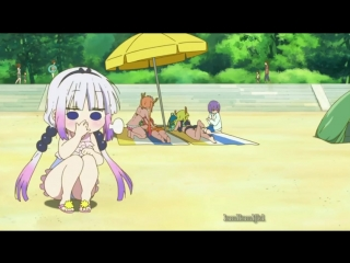 anime.webm Kobayashi-san Chi no Maid Dragon