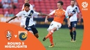 Hyundai A-League 2017/18 Round 5: Brisbane Roar 0 - 0 Central Coast Mariners