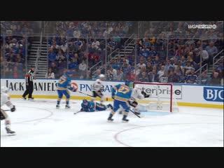 NHL 2018/10/27 | RS | Chicago Blackhawks vs St Louis Blues | WGN Sports