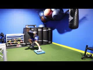 Injury prevention training for footballers _ full gym workout session 1