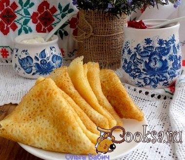 До Масленицы, одного из любимых праздников, осталось несколько дней! Предлагаем вам испечь красивые и вкусные блины по рецептам наших кулинаров!