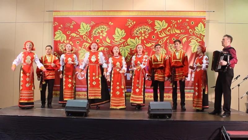 Ансамбль народной песни Прихопёрье-Хорошенький,молоденький