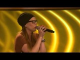 Yvonne Rüller - Under | The Voice of Germany 2013 | Blind Audition
