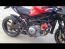 Moto Morini Corsaro 1200 Veloce in carbon