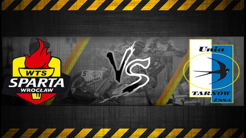 Speedway PGE Ekstraliga 2018 Round 10 Sparta Wrocaw - Unia Tarnow 01. 07. 2018