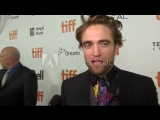 Rob on the red carpet at TIFF18
