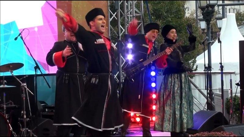 Люди Вольные городской праздник промо