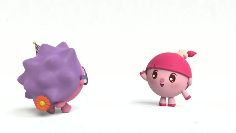 Волшебные слова - мультфильм для самых маленьких