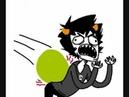 Homestuck Big Bouncing Inflatable Green Ball