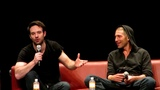 Charlie Cox and Jon Bernthal - Daredevil and Punisher - Funniest Story