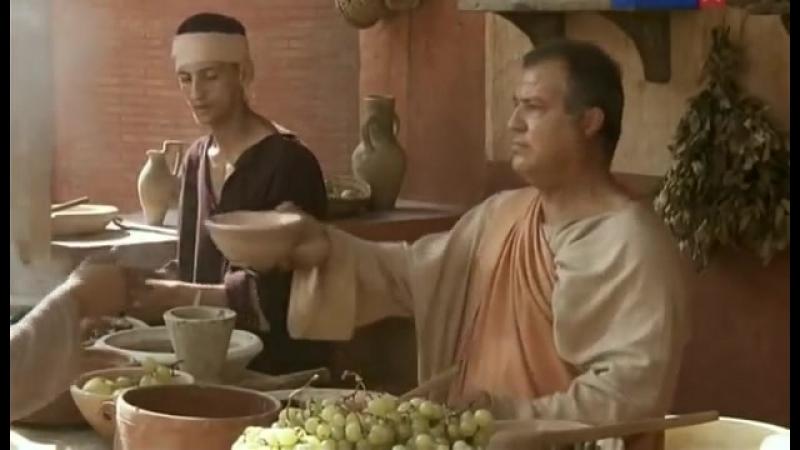 Блеск и слава Древнего Рима. Помпеи - руины империи (серия 2)
