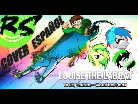 Louise The Lab Rat - TLT Glaze Remix [ESP] (Ray Scratch Cover)