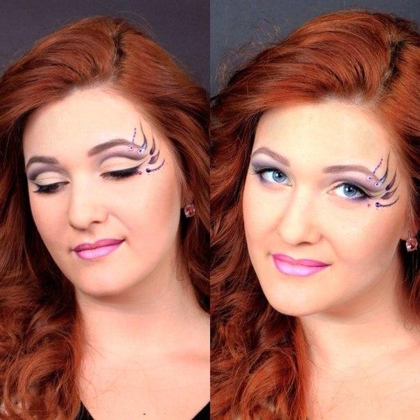 Дневной макияж для 60 летних женщин