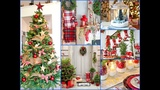 50+ Traditional Country Christmas Decorations Ideas - Winter Holidays Home Decor 2018