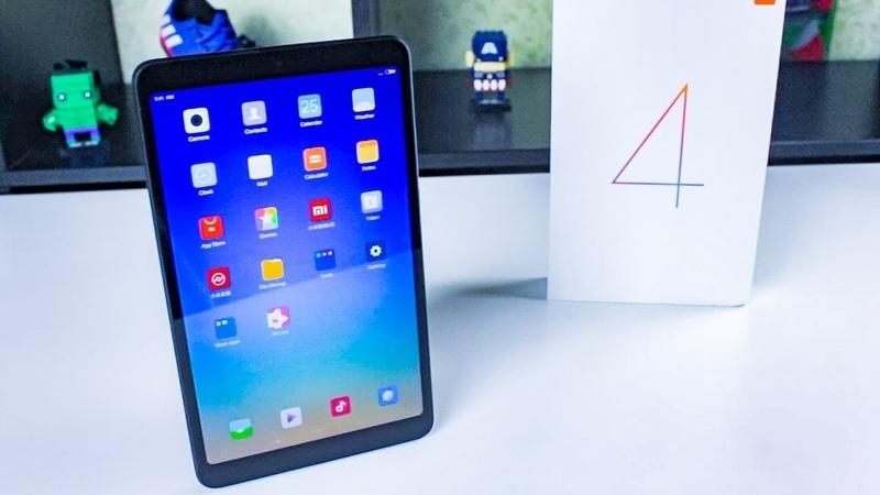 Xiaomi Mi Pad 4 - достойный планшет инструкция по установке Play Маркет
