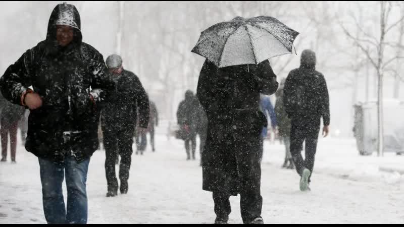 В Крым возвращается зима Ненадолго