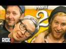 Skate Talk Bob, Boosh Fos:! Weekend Buzz ep. 66 part 2